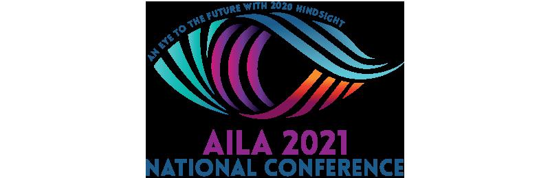 AILA 2021 CONFERENCE Logo